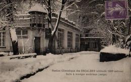 -66-Station Climatiqiue LES ESCALDES - Salle à Manger Extérieur - Autres Communes