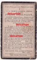 Oorlog Guerre Jules Coolsaet Mont à Leux Soldaat Gesneuveld Te Steenstraete Boezinge Bikschote 17 Mei 1915 Ypres Ieper - Imágenes Religiosas