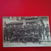 CARTE PHOTO SOLDAT CHASSEUR 24 EME REGIMENT - Regimientos