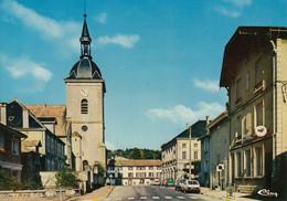 DOULAINCOURT (Haute-Marne): La Grande Rue - Doulaincourt