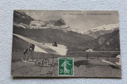 Cpa 1912, Passy Aviation Et Col D'Anterne, Haute Savoie 74 - Passy