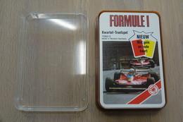 Speelkaarten - Kwartet, Formule 1,  ASS, Nr 7582/3, *** - - Barajas De Naipe