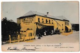 Toernich Station (Arlon) - Au Repos Des Chasseurs - Aarlen