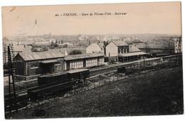 Virton - Gare De Virton-Ville - Intérieur - Virton