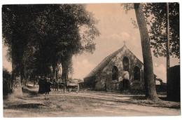 Philippeville - L'ancien Magasin à Poudre Transformé En Une Chapelle Dédiée à N.-D Des Remparts - Philippeville