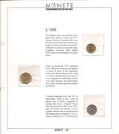 Sao Tome - Monete Del Mondo - Uscita N°68 - 50 Centimos -1-2 Dobras - 1977 - Sao Tome And Principe