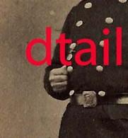 Vers 1860-CDV Second Empire- Officier - Guerre, Militaire