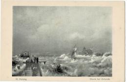 Sturm Bei Ostende - Oostende