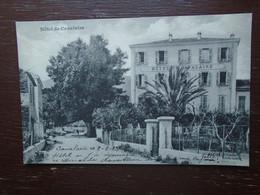 Carte Pub De L'hôtel Assez Rare , Cavalaire , Hôtel De Cavalaire - Cavalaire-sur-Mer