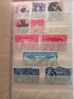 USA - United States Of America - Collection De Timbres Neufs Et Oblitérés Jusque Vers 1950 Dans Un Petit Album - Collections