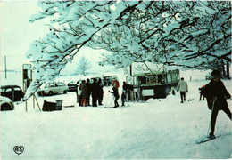 Aubrac - Piste De Ski Du Bois De Valette - Other Municipalities