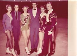 RP: Three Figure Skating Couples, Mistri Sveta V Krasobrusleni Dortmund 1964 - Patinage Artistique