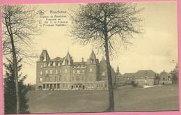 C.P. Ronchinne =  Château  Propriété De LL. AA. II. Le Prince Et La Princesse  NAPOLEON - Assesse