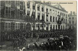 Marche De La Victoire 22 Juillet 1919 Détachement Polonais - Guerre 1914-18