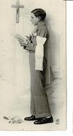 Ref: 21138 - Canivet, Image Religieuse : Communion JEAN PAUMIER - Annouville Vilmesnil - Religion & Esotericism