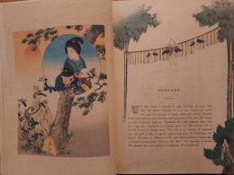 JAPON LIVRE JAPAN'S YEAR  TEXTE DE JULIA D. CARROTHERS TOKYO 74 PAGES ET ILLUSTRATIONS JAPANESE ARTISTS  PARFAIT ETAT - Non Classés