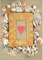 Bulgaria - Shells, - Bulgaria