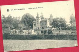 C.P. Ronse =  Château  De  M. De  MALANDER - Renaix - Ronse