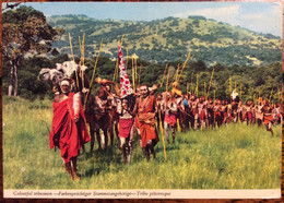 Kavirondo Gulf UGANDA Colourful Tribesmen - Oeganda