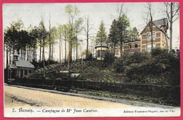 C.P. Ronse =  Campagne  De Mr  JEAN  CAMBIER - Renaix - Ronse