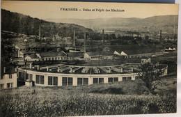 FRAISSES—Usine Et Dépôt Des Machines - Altri Comuni