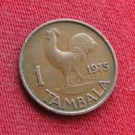 Malawi 1 Tambala 1975 KM# 7.2 Lt 36 - Malawi
