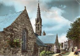 La Forêt-Fouesnant - L ' église Et Le Calvaire - La Forêt-Fouesnant