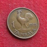 Malawi 1 Tambala 1979 KM# 7.2 Lt 280 - Malawi