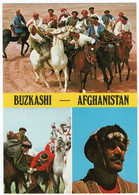 AFGHANISTAN - BUZKASHI FAMOUS GAME - Afghanistan