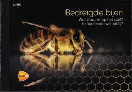 """HOLANDA /PAISES BAJOS /NETHERLAND /NEDERLAND /NIEDERLANDE -EUROPA 2021 -ENDANGERED NATIONAL WILDLIFE""""- PRESTIGE BOOK - 2021"""