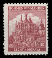 BÖHMEN MÄHREN 1941 Nr 69a Postfrisch X8285DE - Nuovi