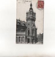Loos...La Mairie En 1906....Voir Scan - Loos Les Lille