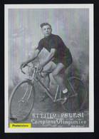 "2021 ITALIA ""CAORSO RICORDA ATTILIO PAVESI, DOPPIO ORO LOS ANGELES 1932"" CARTOLINA 23.05.2021 (CAORSO) - Otros"