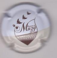 Capsule MOUSSEUX { Domaine De MUZY } {S36-21} - Sparkling Wine