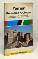 Yémen Péninsule Arabique Arabie Saoudite Oman Emirats Arabes Unis Qatar Bahrein Koweït --- Guide 1988 - Tourismus