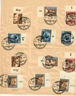Sondermarken Gestempelt Stuttgart: Tag Der Briefmarke 10.01.1943, Schön - Zonder Classificatie