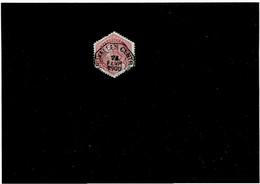 BELGIO ,francobolli Telegrafo ,1 Franco ,usato ,un Dente Corto ,buona Qualita - Telégrafo