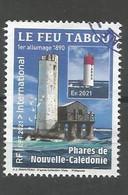 Nouveauté  Le Phare  Le Feu Tabou  Bdf Nouveau Tarif International           (claswallipatri8) - Usati