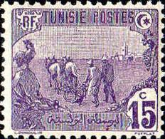 Tunisie Poste N** Yv: 33 Mi:34 Les Laboureurs - Ungebraucht