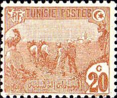 Tunisie Poste N** Yv: 34 Mi:35 Les Laboureurs - Ungebraucht