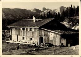 CPA Schneizlreuth In Oberbayern, Wartstein Hütte - Andere