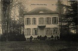 Humbeek (Grimbergen) Chateau Humbeek - Berg 1906 Ed. Plasmans - Grimbergen
