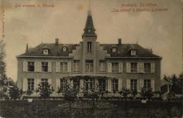 Humbeek (Grimbergen) Chateau Les Chenes A Monsieur Lieutenant Ca 1900 - Grimbergen