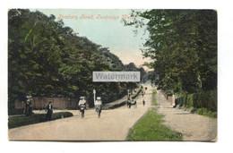 Tunbridge Wells - Pembury Road, Bicycles - 1907 Used Postcard - Altri