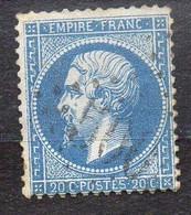 FRANCE ( OBLITERATION  LOSANGE ) : GC  5005  Alger (Alger)   .  A  SAISIR . - 1849-1876: Periodo Clásico