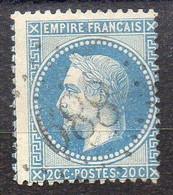 FRANCE ( OBLITERATION  LOSANGE ) : GC  889   Chapelle-sous-Rougemont (la) Haut-Rhin   .  A  SAISIR . - 1849-1876: Période Classique