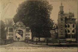 Humbeek (Grimbergen) Chateau Du Baron Lunden 1905 Ed. Eug. Wissocq? - Grimbergen