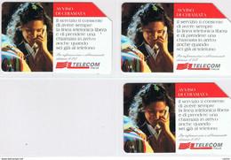 3  USATE   £. 10.000  -  31.12.1996   AVVISO  DI  CHIAMATA - Openbaar Getekend