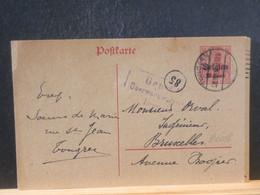 B6008   CP TONGEREN CENSURE - Autres Lettres