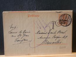 B6016 CP TONGEREN   CENSURE TONGEREN  TAXEE - Autres Lettres